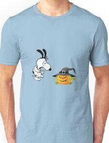 snoopy halloween Unisex T-Shirt