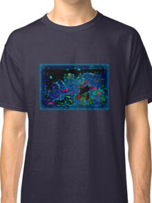 SHATTERED COLORS Classic T-Shirt