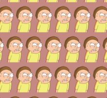 TINT REPEATING MORTYS, RICK Sticker
