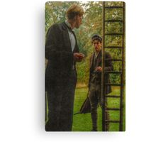 Alec and Maurice Canvas Print