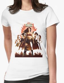 TerrorPlanet Womens Fitted T-Shirt