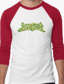Junglist Men's Baseball ¾ T-Shirt