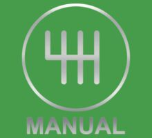 Save the Manuals!! Kids Clothes
