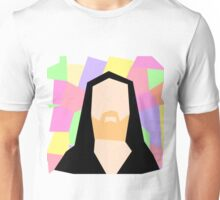 Abstract Richard M Stallman Unisex T-Shirt