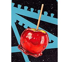 Candy Apple Photographic Print