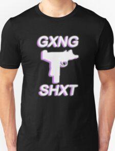 """""""GXNG SHXT"""" Trill Design Unisex T-Shirt"""