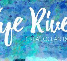 Great Ocean Road - Wye River - Australia Sticker