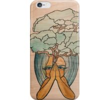 Faith Breathing in Life iPhone Case/Skin