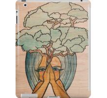 Faith Breathing in Life iPad Case/Skin
