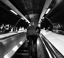 The Commute by PoppyCarter