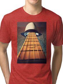 Face the music Tri-blend T-Shirt