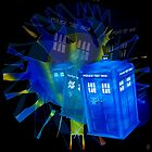 TARDIS STONEHENGE PORTAL by FieryFinn77