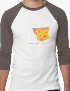 Dance Champ Men's Baseball ¾ T-Shirt