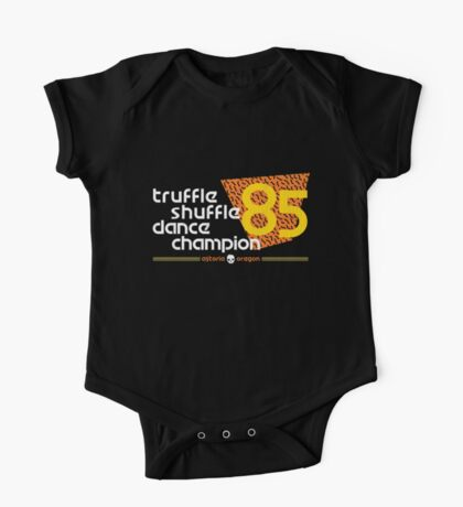 Dance Champ One Piece - Short Sleeve