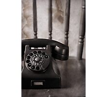 The Call Photographic Print