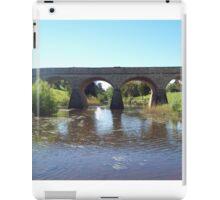 Richmond Bridge, Tasmania, Australia iPad Case/Skin