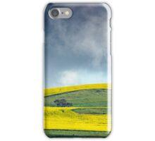 Canola Hillside iPhone Case/Skin