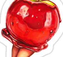 My Fair Ladies- Candy Apple Sticker