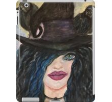 Raven Witch  iPad Case/Skin