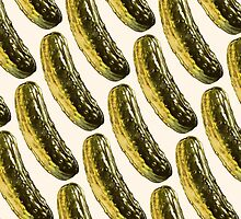 Pickle Pattern by Kelly  Gilleran