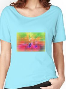 SOFT, COLORFUL & AIRY Women's Relaxed Fit T-Shirt