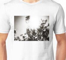 Apple Tree Sunburst Unisex T-Shirt