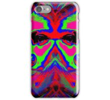 Infrared Faces iPhone Case/Skin