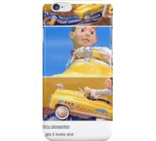 GTA5 hardcore remis iPhone Case/Skin