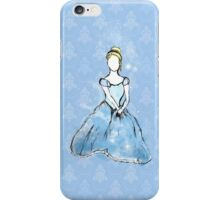 Cinderella- Plain iPhone Case/Skin