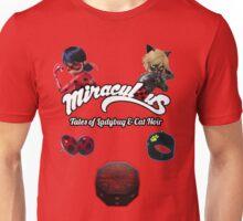 Miraculous Ladybug: Tales of Ladybug and Cat Noir Unisex T-Shirt