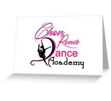 Shop CRDA apparel & gifts Greeting Card