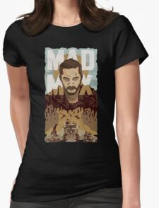 Mad max Fury Road Poster Womens Fitted T-Shirt