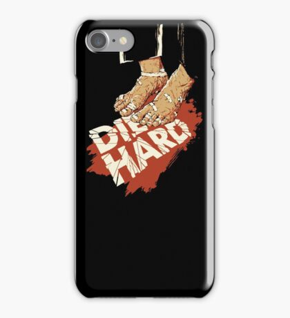 Die Hard .. Suicide Isn't A Way Out ! iPhone Case/Skin