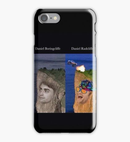Get our your wand Harry iPhone Case/Skin