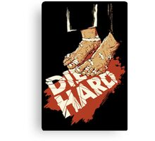 Die Hard .. Suicide Isn't A Way Out ! Canvas Print