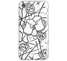 Oktoberfest Abs iPhone Case/Skin