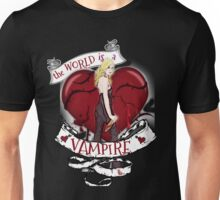 Buffy With Butterfly Wings Unisex T-Shirt