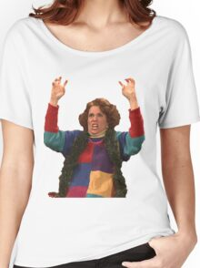 Kristen Wiig: freakin excited  Women's Relaxed Fit T-Shirt