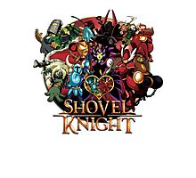 Shovel Knight 1 Photographic Print