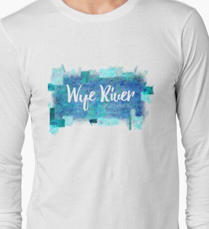 Great Ocean Road - Wye River - Australia Long Sleeve T-Shirt