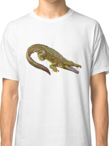 Vintage Crocodile Classic T-Shirt