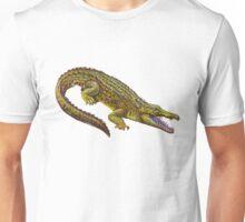 Vintage Crocodile Unisex T-Shirt