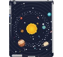 Planets of Solar System 2 iPad Case/Skin