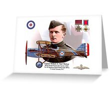 Captain Billy Bishop Greeting Card