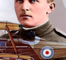 Captain Billy Bishop Sticker