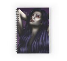 Vampire  Spiral Notebook
