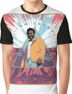 William Onyeabor Album Cover Graphic T-Shirt