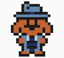 Pixel Sam One Piece - Short Sleeve