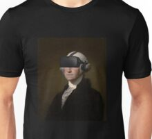 George Washington - Oculus Rift Unisex T-Shirt