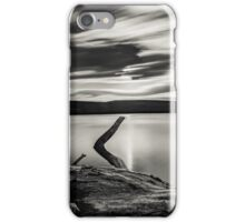 The beauty of nature. Lake scene iPhone Case/Skin